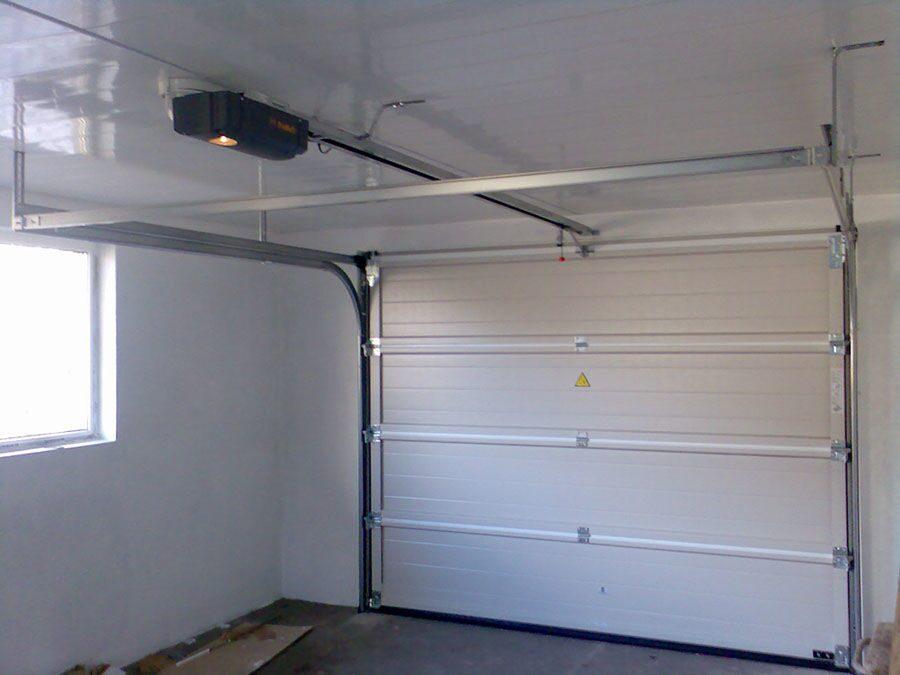 Как построить гараж между двух гаражей